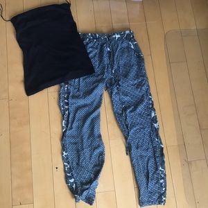 Urban Outfitters printed pants